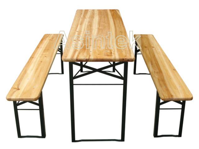 Set birreria tavolino e panche per giardino tavolo for Set birreria offerta