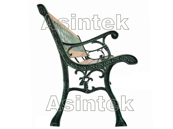 Panchine Da Giardino Legno E Ghisa : Asintek panchina da giardino in legno e ghisa lavorata