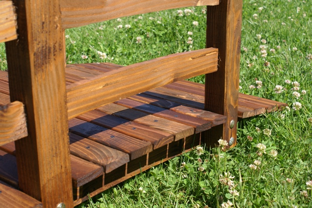 Decorazioni In Legno Per Giardino : Vecchio pezzo di legno per la casa e il giardino decorazione su