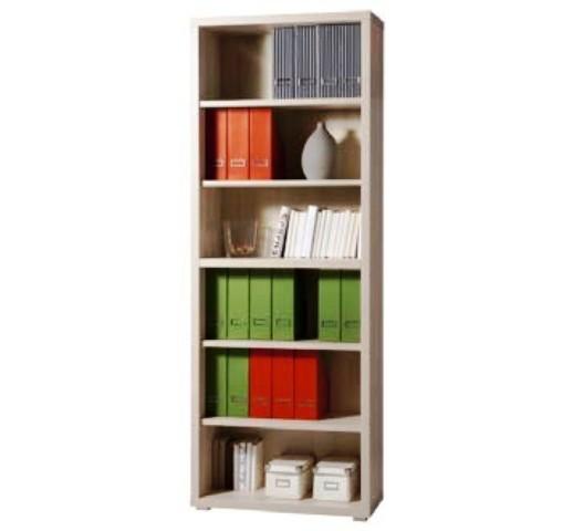 Asintek libreria stampa frassino arredamento salotto for Accessori salotto moderno